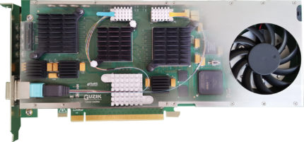 Fiber Optics Bridge Card V2