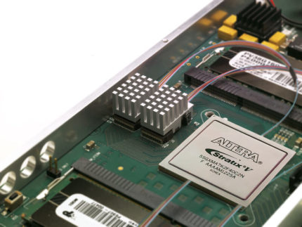 Fiber Optics Bridge Card V1
