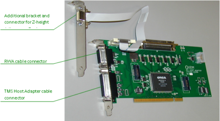 PCI Host Adapter – Discontinued