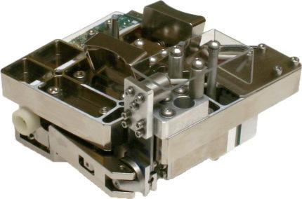 Piezo-Actuator Cartridge with AE Sensor