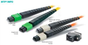MTP MPO Fiber Optics Connectors