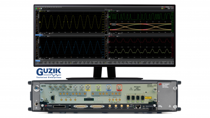 Digitizers with Oscilloscope Software